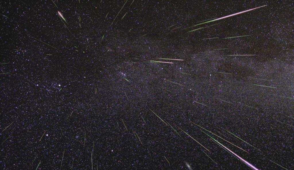 Διδυμίδες: Απόψε η πιο εντυπωσιακή βροχή διαττόντων αστέρων | Pagenews.gr