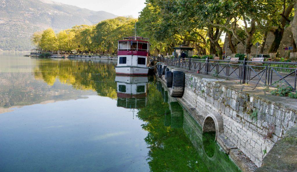 Δήμος Ιωαννίνων: Με 36,2 εκατ. ευρώ χρηματοδοτείται το έργο ολοκληρωμένης διαχείρισης λυμάτων για την προστασία της Λίμνης Παμβώτιδας   Pagenews.gr