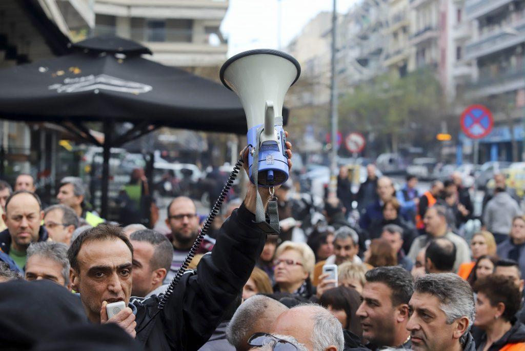 Θεσσαλονίκη: Κλείνει το κέντρο από τις πορείες για το πολυνομοσχέδιο | Pagenews.gr