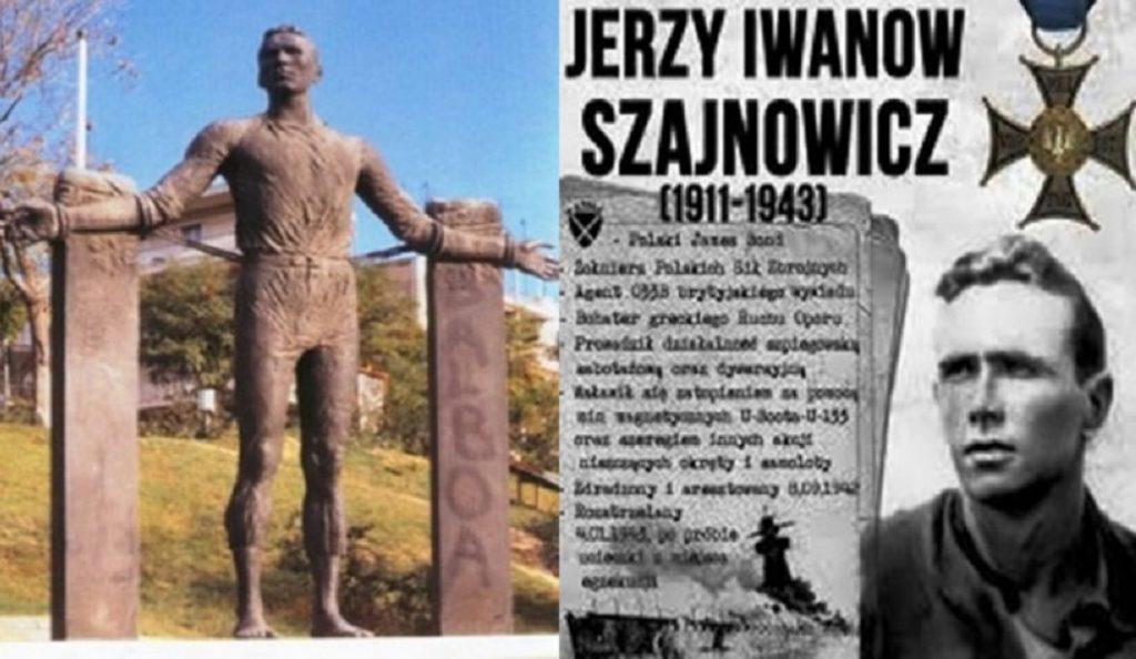 Γεώργιος Ιβάνοφ: Ο ήρωας της αντίστασης και πρωταθλητής του Ηρακλή που εκτελέστηκε απ' τους ναζί   Pagenews.gr
