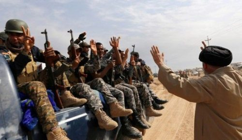 Διεθνής Συνασπισμός: Τέλος οι πολεμικές επιχειρήσεις κατά του ISIS στο Ιράκ   Pagenews.gr