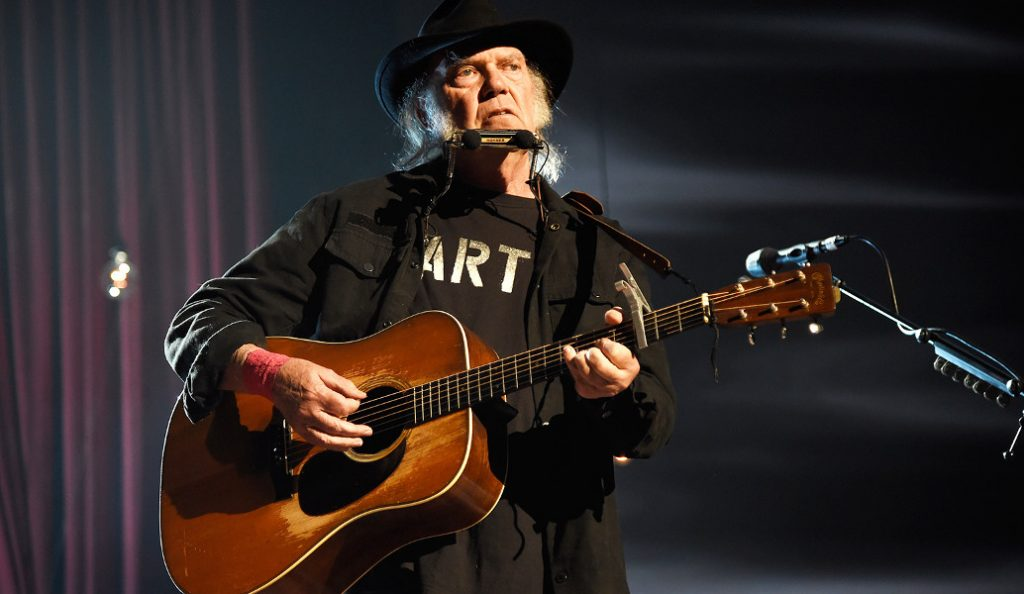 Neil Young: Ελεύθερη πρόσβαση σε όλο το αρχείο του θρυλικού καλλιτέχνη   Pagenews.gr