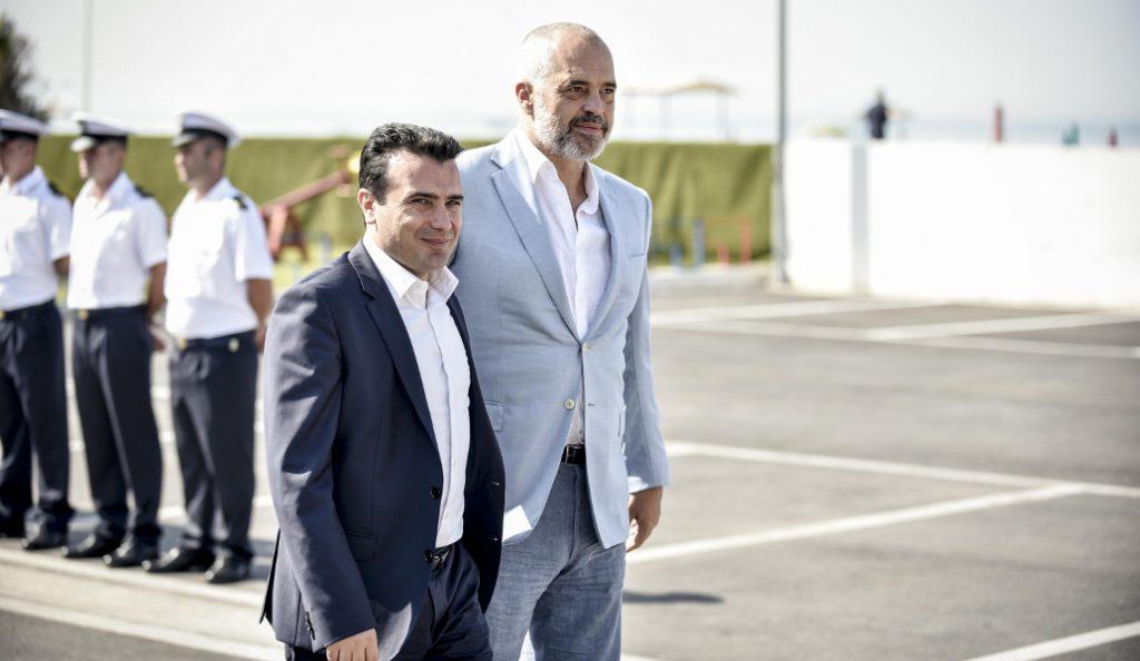Αλβανία- ΠΓΔΜ: Πρώτη κοινή συνεδρίαση των κυβερνήσεων των δύο χωρών | Pagenews.gr