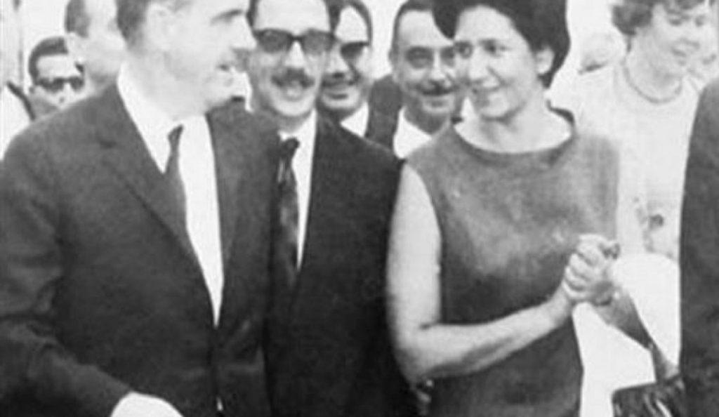 Αγγέλα Κοκκόλα: «Έφυγε» η ιστορική γραμματέας του Ανδρέα Παπανδρέου | Pagenews.gr