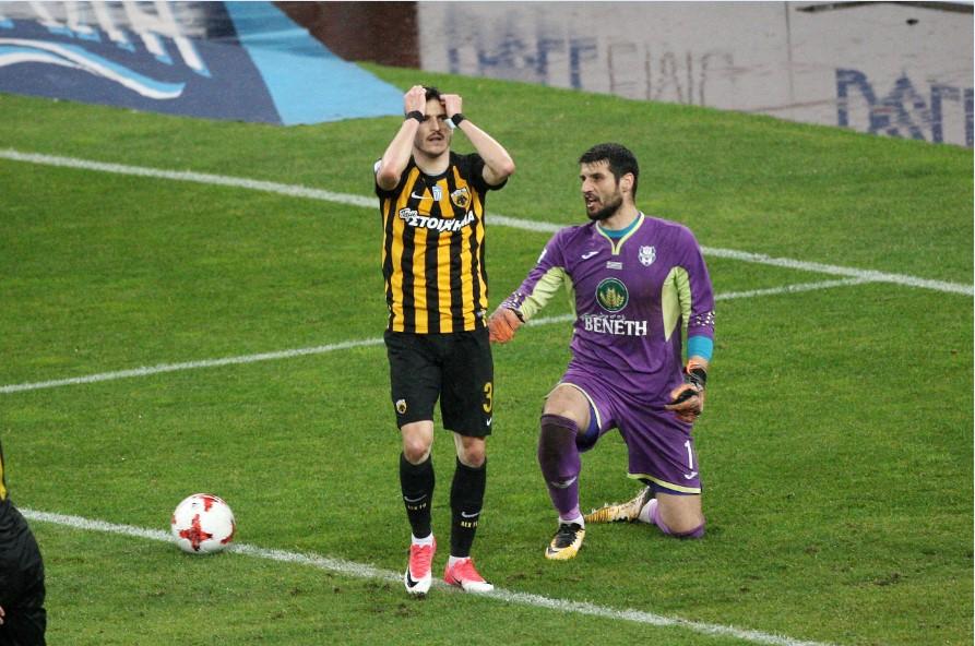 ΑΕΚ: Η παρακάμερα του ματς με τον Απόλλωνα Σμύρνης (vid) | Pagenews.gr
