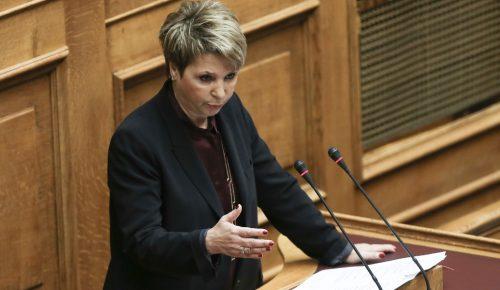 Γεροβασίλη – ΝΔ: Αντιπαράθεση στη Βουλή για την εγκληματικότητα | Pagenews.gr