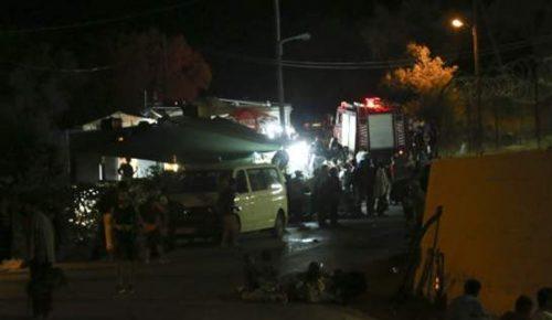 Mόρια: Αυτοπυρπολήθηκε Σύρος πρόσφυγας   Pagenews.gr