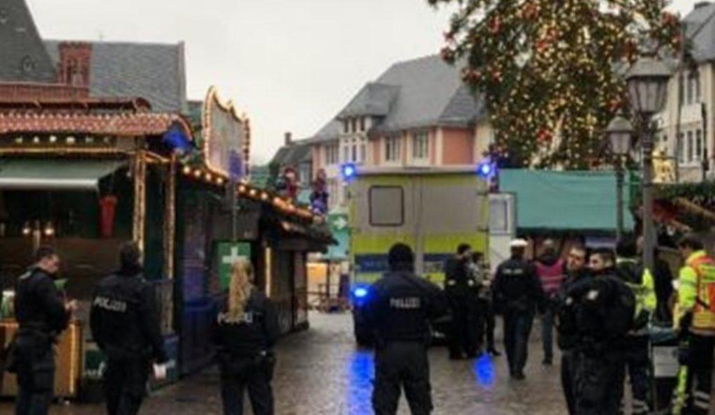 Λήξη συναγερμού στην Φρανκφούρτη: Ασφαλές το «ύποπτο» δέμα | Pagenews.gr