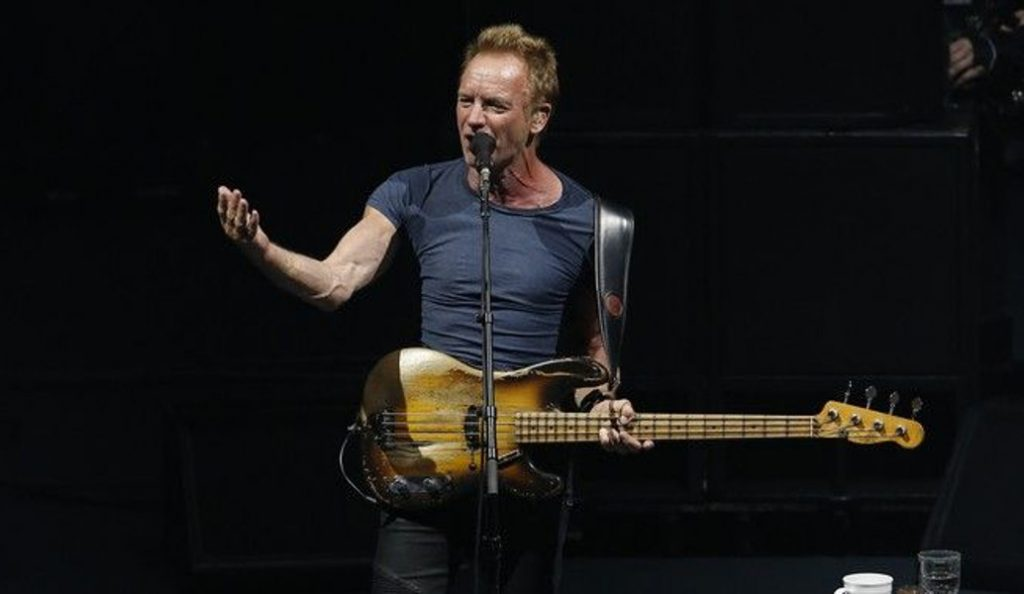 Sting: Ξεκινά η προπώληση των εισιτηρίων για τις συναυλίες στο Ηρώδειο | Pagenews.gr