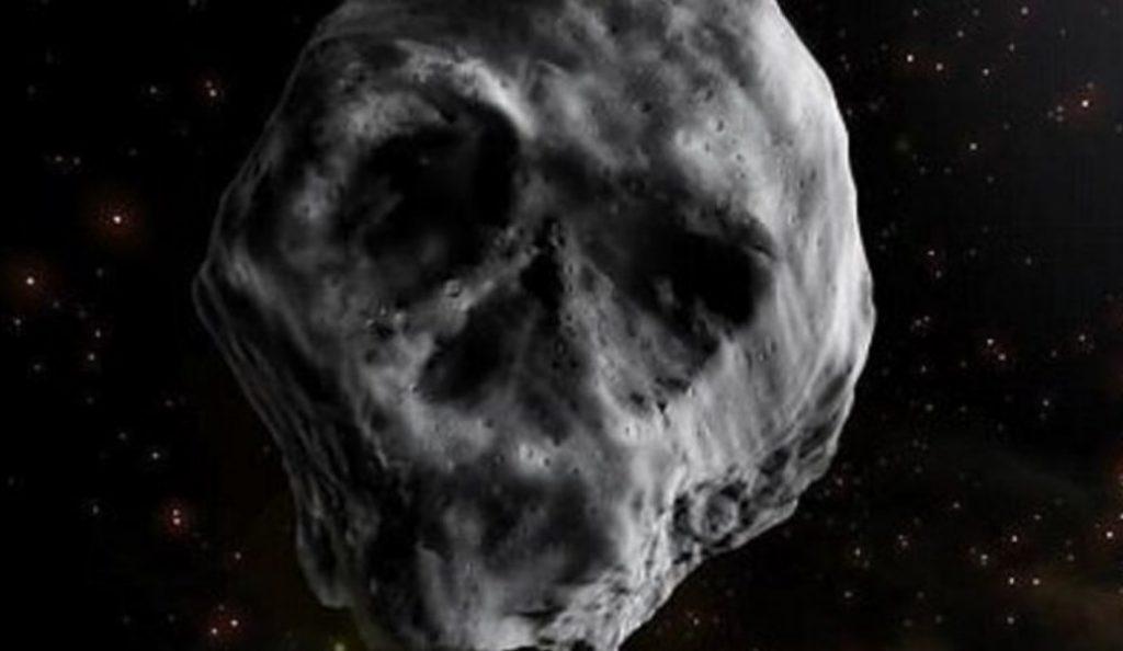 Αστεροειδής σε σχήμα νεκροκεφαλής περνά «ξυστά» από τη Γη! | Pagenews.gr