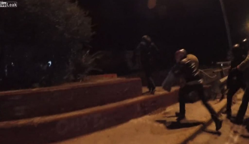 Επιδρομή Ρουβίκωνα στο σπίτι της Πρέσβειρας του Ισραήλ | Pagenews.gr