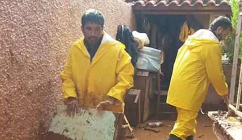 Ιταλία: Aφιέρωμα στους Πακιστανούς που βοήθησαν στις φονικές πλημμύρες της Δυτικής Αττικής από την Corriere della Sera   Pagenews.gr
