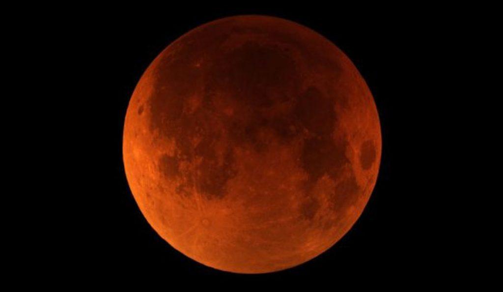 Ολική έκλειψη Σελήνης στις 31 Ιανουαρίου   Pagenews.gr