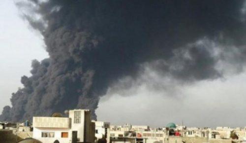 Συρία: Ρωσικά στρατεύματα βρήκαν αποθήκη με ουσίες για χημικά όπλα | Pagenews.gr
