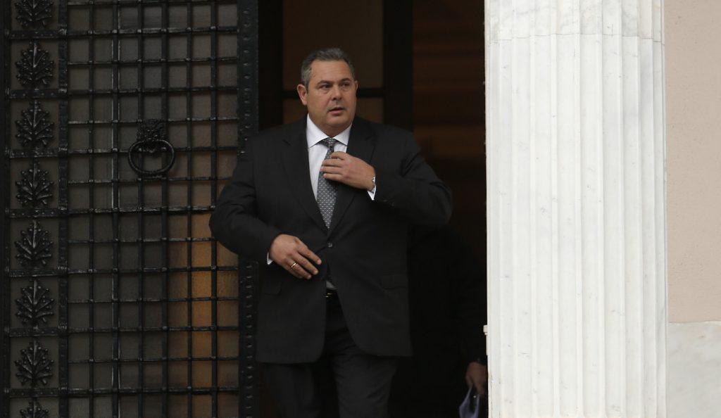 Πάνος Καμμένος: Ζητά δημοψήφισμα για το Σκοπιανό | Pagenews.gr