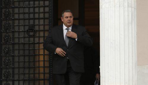 Αιφνιδιαστικά στη Βουλή ο Πάνος Καμμένος – Θα κάνει δηλώσεις στο περιστύλιο | Pagenews.gr