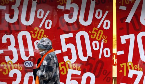 Ενδιάμεσες εκπτώσεις: Ανοιχτά τα καταστήματα σήμερα   Pagenews.gr