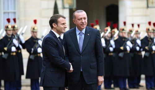 Εμανουέλ Μακρόν: Ζητά την ενίσχυση του διαλόγου με την Τουρκία | Pagenews.gr