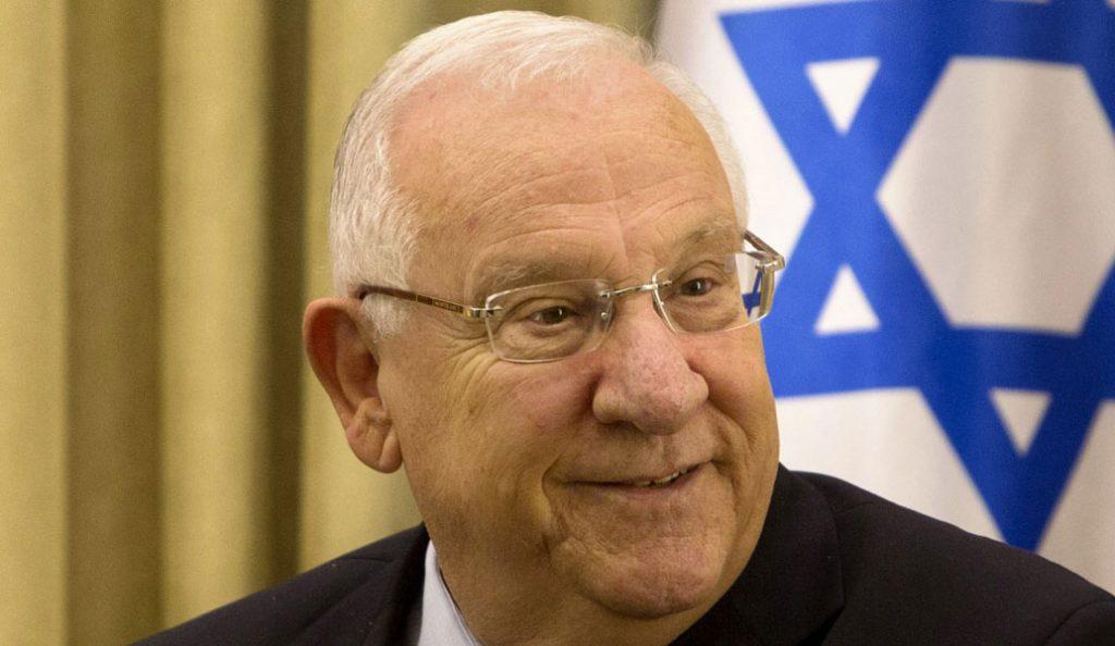 Στο Αρχηγείο Στόλου στην Σαλαμίνα αύριο ο πρόεδρος του Ισραήλ, Ρούβεν Ρίβλιν | Pagenews.gr