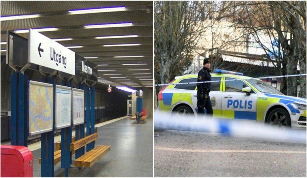 Έκρηξη έξω από σταθμό του μετρό στη Στοκχόλμη – δύο τραυματίες   Pagenews.gr