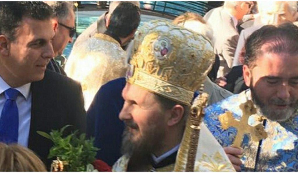 Γιώργος Καραμέρος: Λαμπρή γιορτή στον Παπάγου για τα Θεοφάνεια | Pagenews.gr