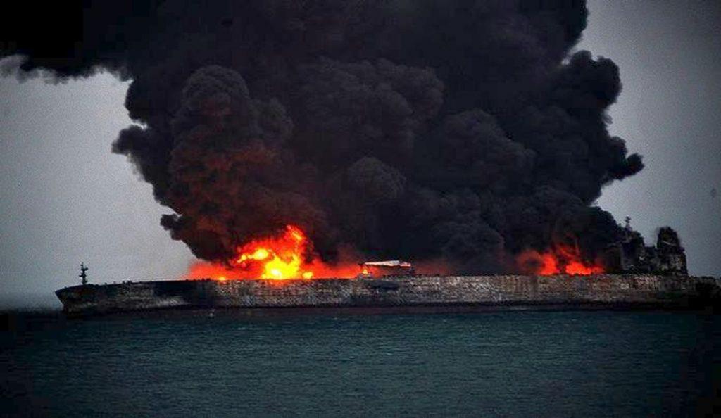 Κίνα: 32  αγννοούμενοι έπειτα από σύγκρουση δύο πλοίων | Pagenews.gr