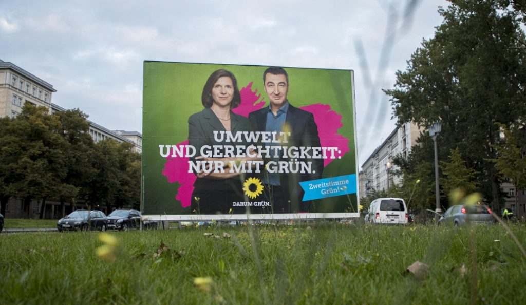 Γερμανία: «Ναι» των Πρασίνων σε νέες συνομιλίες εάν αποτύχει ο σχηματισμός κυβέρνησης   Pagenews.gr