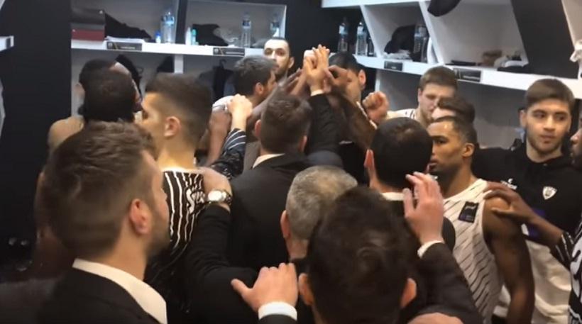 Το παρασκήνιο του θριάμβου του ΠΑΟΚ (vid) | Pagenews.gr
