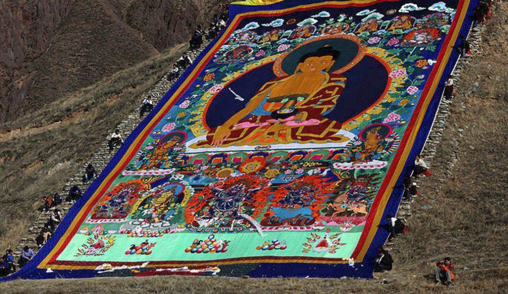 Κίνα: Την άνοιξη θα έχει ολοκληρωθεί ο μεγαλύτερος πίνακας Τάνγκα στον κόσμο   Pagenews.gr
