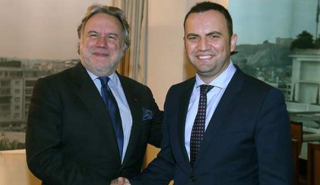 Υπουργείο Εξωτερικών: Τι συζήτησαν Κατρούγκαλος και Οσμανί | Pagenews.gr