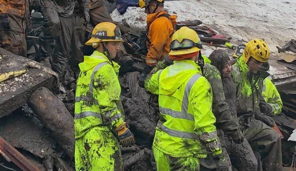 ΗΠΑ: Τουλάχιστον 13 οι νεκροί στις κατολισθήσεις λάσπης στην Καλιφόρνια (pic & vid) | Pagenews.gr