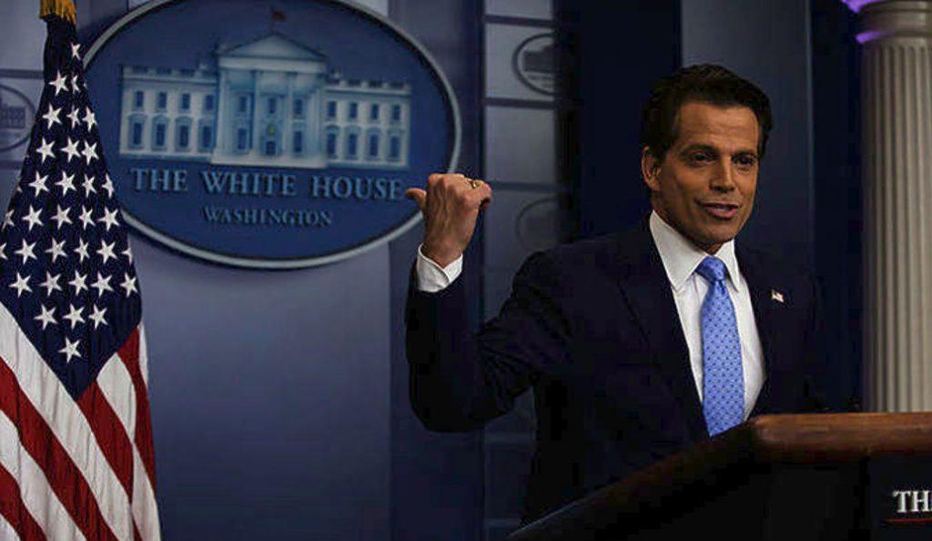 Άντονι Σκαραμούτσι: Κακή επιλογή για τον Λευκό Οίκο ο Στιβ Μπάνον | Pagenews.gr