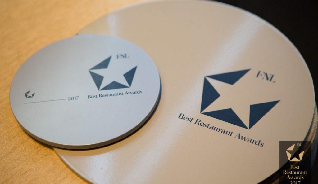 FNL – Best Restaurant Awards 2017 | Pagenews.gr