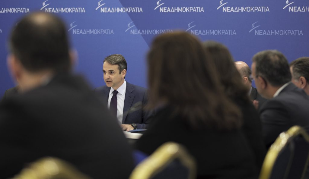 Κυριάκος Μητσοτάκης στην Πιερία: «Το 2018 θα είναι μια χρονιά μεγάλης πολιτικής αλλαγής» | Pagenews.gr