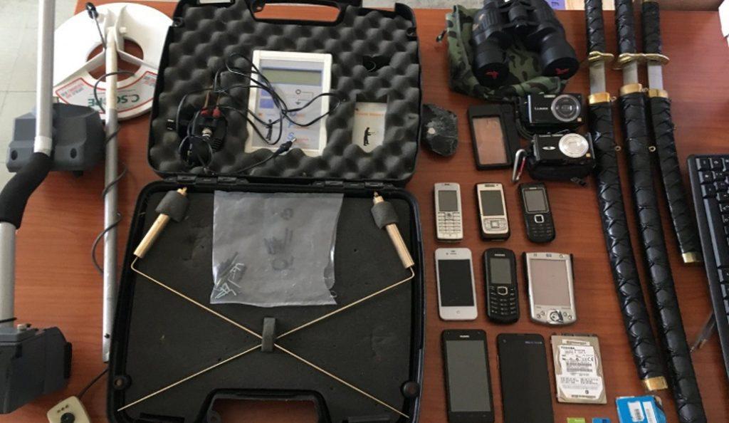 Πρέβεζα: Εξαρθρώθηκαν δύο εγκληματικές οργανώσεις που είχαν τον ίδιο αρχηγό (pics) | Pagenews.gr