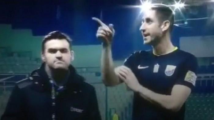 Το βίντεο με τις βρισιές Παπαδόπουλου – οπαδών στη Λεωφόρο (vid) | Pagenews.gr