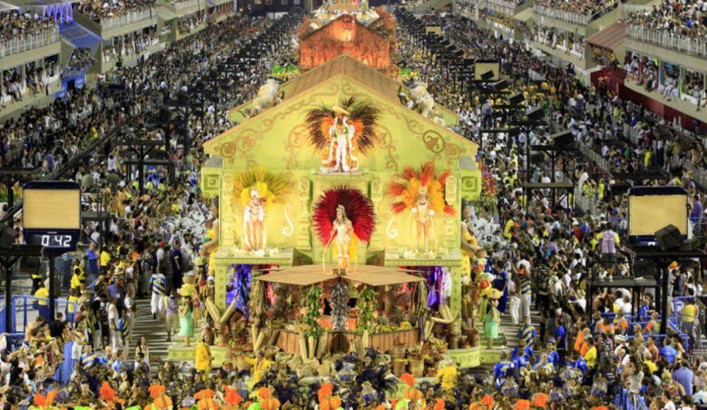 Ρίο ντε Τζανέιρο: Αναμένει 1,5 εκατομμύριο τουρίστες για το καρναβάλι   Pagenews.gr