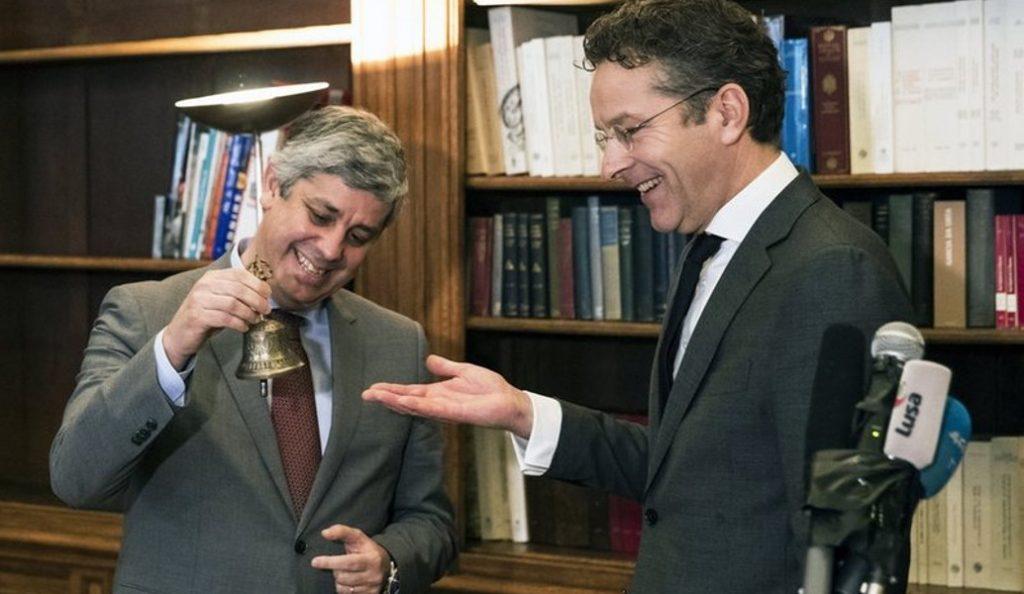 Eurogroup: Ο Γερούν Ντάισελμπλουμ παρέδωσε και επίσημα την προεδρία στον Μάριο Σεντένο   Pagenews.gr