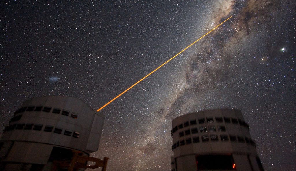 Λέιζερ: Νέα μέθοδος στην εξερεύνηση άλλων πλανητών | Pagenews.gr