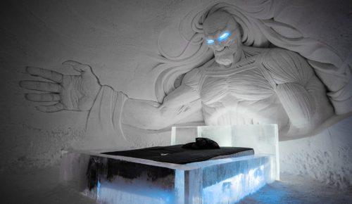 Game of Thrones: Ένα ξενοδοχείο από πάγο αφιερωμένο στη δημοφιλή σειρά (pics & vids)   Pagenews.gr