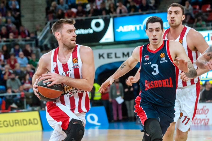 Μπασκόνια – Ολυμπιακός 86-54: Συντριβή στη Βιτόρια για τον Ολυμπιακό   Pagenews.gr