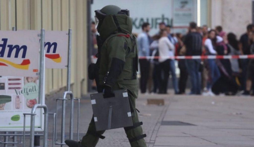 Γερμανία: Λήξη συναγερμού για την εγκαταλελειμμένη βαλίτσα στο Βερολίνο (vid)   Pagenews.gr