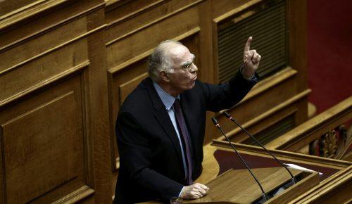 Λεβέντης: «Βλέπει» σχέδιο εξόντωσης της Ένωσης Κεντρώων | Pagenews.gr