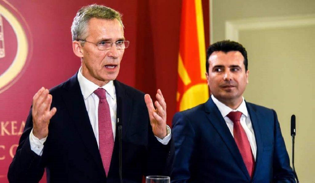 Ζόραν Ζάεφ: Το ΝΑΤΟ του έδωσε και επίσημα την πρόκληση για ενταξιακές συνομιλίες | Pagenews.gr