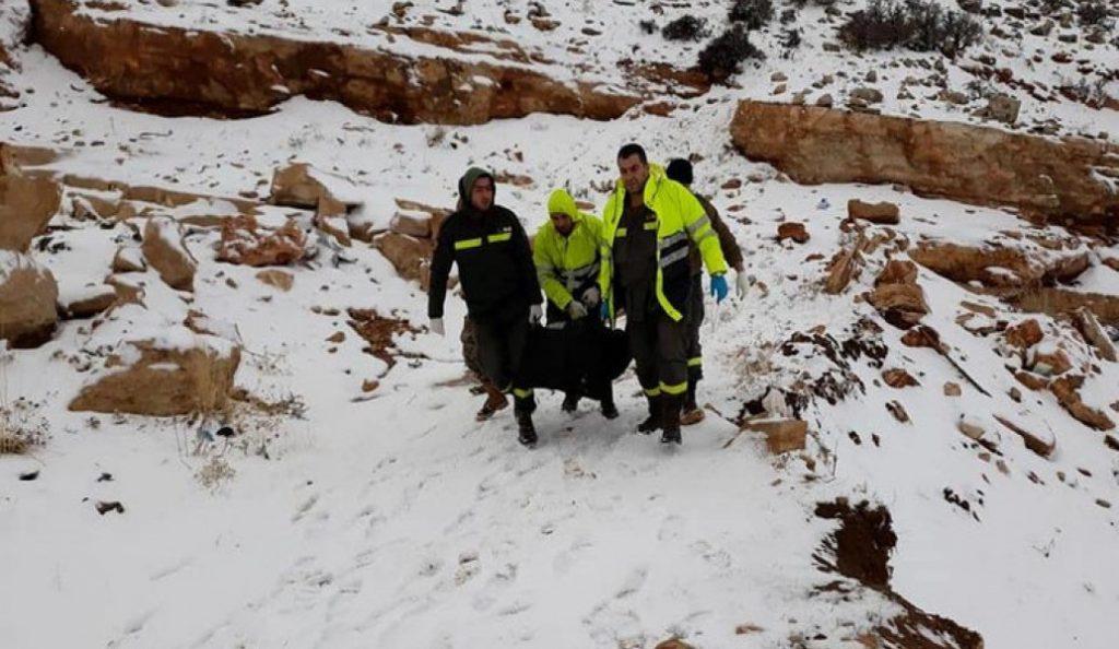 Δεκαπέντε Σύριοι πρόσφυγες νεκροί σε χιονοθύελλα, στα σύνορα με τον Λίβανο | Pagenews.gr