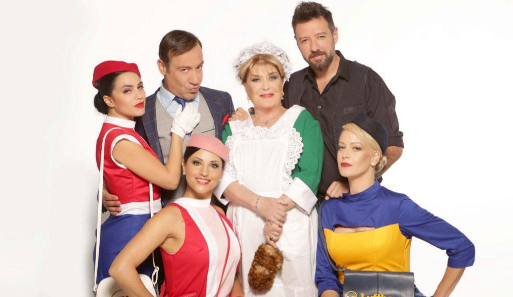 «Πετάει – πετάει»: Τέλος η παράσταση μετά το επεισόδιο Παυλίδου-Παπαγιάννη | Pagenews.gr