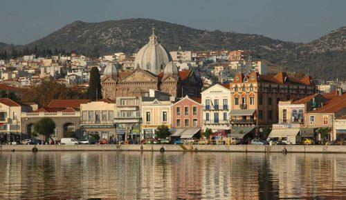 Μυτιλήνη: Ο Γερμανός πρέσβης στη Λέσβο για οικονομία και τουρισμό | Pagenews.gr