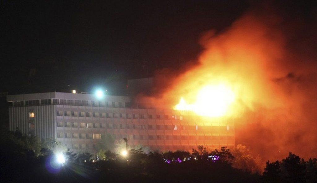 Καμπούλ: Στους 18 οι νεκροί από την επίθεση στο Intercontinental | Pagenews.gr