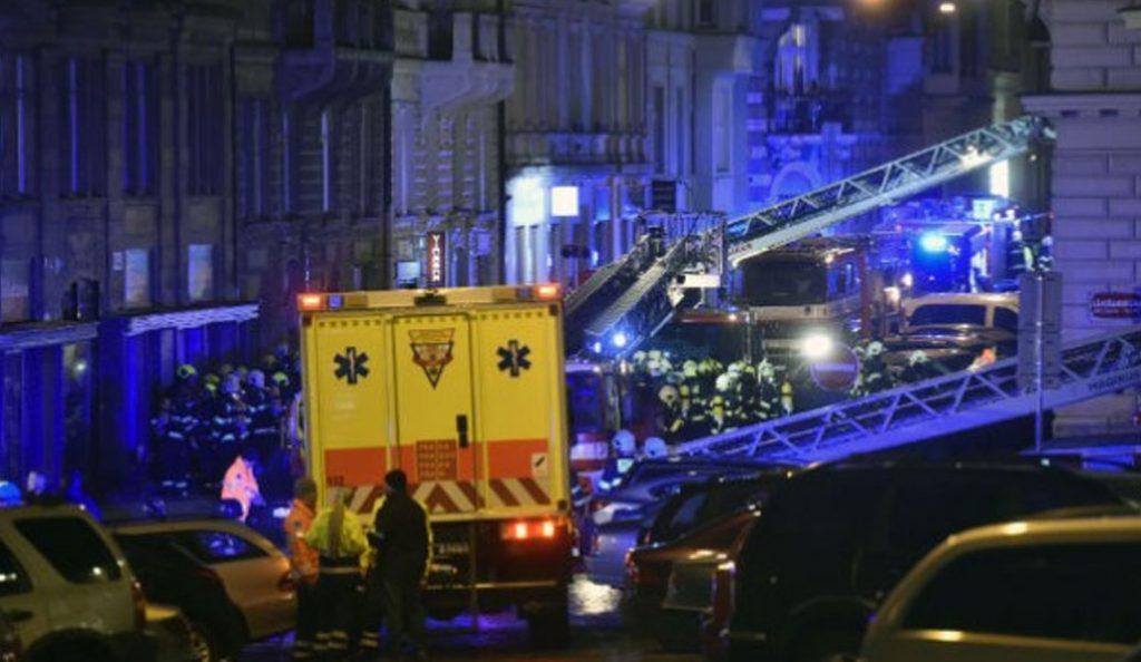 Πράγα: Τέσσερις οι νεκροί από την πυρκαγιά σε ξενοδοχείο | Pagenews.gr