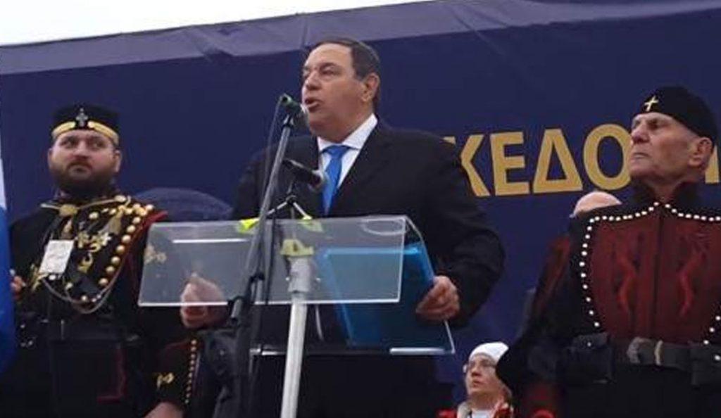 Φραγκούλης Φράγκος για το Σκοπιανό: Θα μας βρουν μπροστά τους (vid) | Pagenews.gr